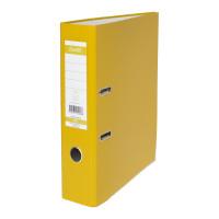 Segregator BANTEX XXL A4 80mm żółty 100551786
