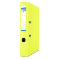 Segregator DONAU Premium A4/50mm żółty 3955001PL-11