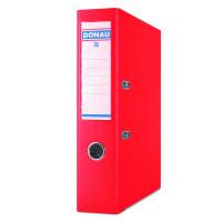 Segregator DONAU Premium A4/75mm czerwony 3975001PL-04