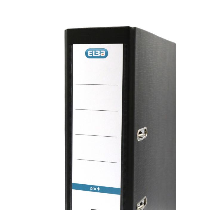 Segregator ELBA Pro+ A4 80mm turkusowy 100023299
