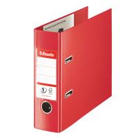 Segregator ESSELTE Bankowy No. 1 Vivida A5/75mm czerwony 468930
