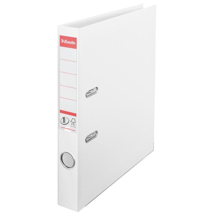 Segregator ESSELTE No. 1 Power A4/50mm biały 811400