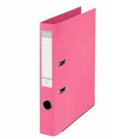 Segregator ESSELTE No. 1 Power A4/50mm Solea różowy 231042