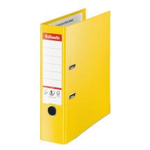 Segregator ESSELTE Vivida Plus A4/80mm żółty 624076