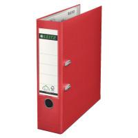 Segregator LEITZ 180o A4/80mm czerwony 10105025