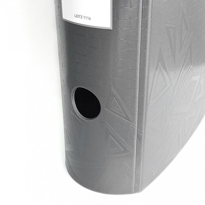 Segregator LEITZ Active Urban Chic 180o A4/82mm ciemnoszary 11160089