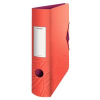 Segregator LEITZ Active Urban Chic 180o A4/82mm czerwony 11160024