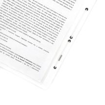 Segregator LEITZ ACTIVE WOW 180o A4/65mm biały 11070001