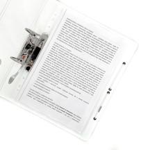 Segregator LEITZ ACTIVE WOW 180o A4/82mm różowy 11060023