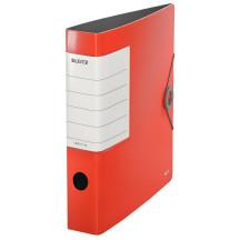 Segregator LEITZ Solid 180° A4/62mm czerwony 11130020