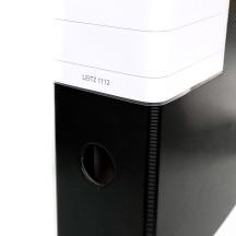 Segregator LEITZ Solid 180° A4/65mm biały 11130001