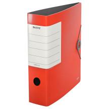Segregator LEITZ Solid 180° A4/82mm czerwony 11120020