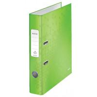Segregator LEITZ WOW 180o A4/50mm zielony 10060054