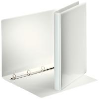 Segregator ofertowy ESSELTE Panorama A4/30mm 4 ringi biały 49700