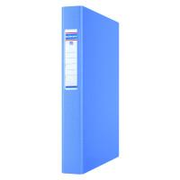 Segregator ringowy DONAU A4/4R/25mm niebieski 3735001PL-10
