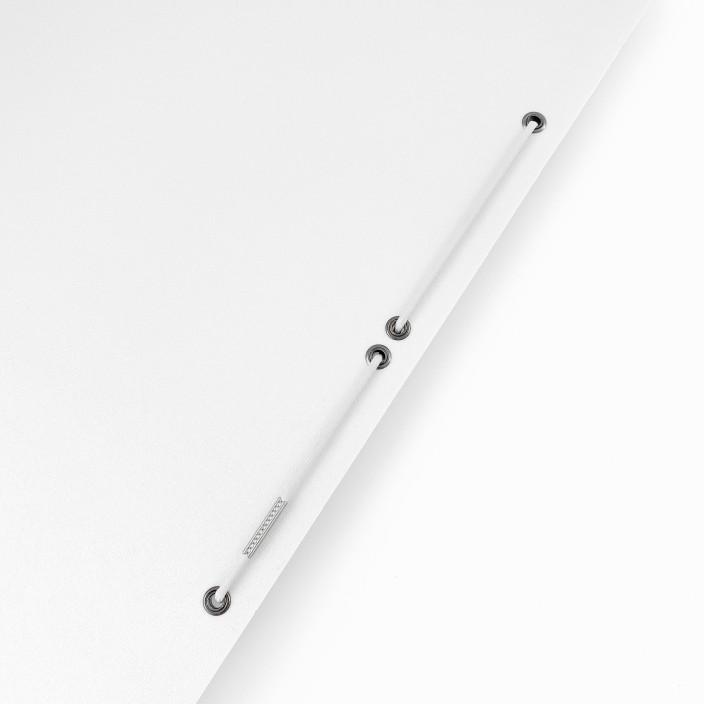 Segregator ringowy LEITZ Active Style SoftClick A4 52mm czarny 42450094