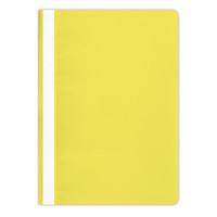 Skoroszyt OFFICE PRODUCTS PP miękki żółty 10szt.
