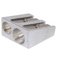 Temperówka Donau aluminiowa podwójna blister 2szt.