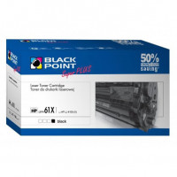 Toner BLACK POINT HP C8061X nr 61X czarny