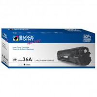 Toner BLACK POINT HP CB436A nr 36A czarny