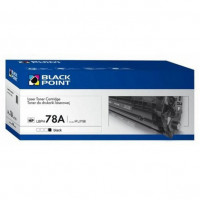 Toner BLACK POINT HP CE278A nr 78A czarny