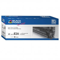 Toner BLACK POINT HP CF283A nr 83A black