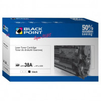 Toner BLACK POINT HP Q1338A nr 38A czarny