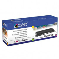 Toner BLACK POINT HP Q6003A nr 124A magenta (purpurowy)