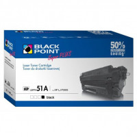 Toner BLACK POINT HP Q7551A nr 51A czarny