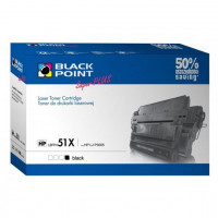 Toner BLACK POINT HP Q7551X nr 51X czarny
