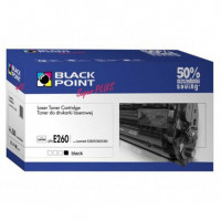 Toner BLACK POINT LEXMARK E260A11E czarny