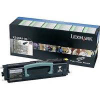 Toner LEXMARK X340A11G czarny