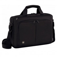 "Torba na laptopa WENGER Source 14"" 380x260x60mm, czarna"
