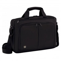 "Torba na laptopa WENGER Source 16"" 390x280x100mm, czarna"