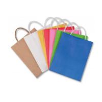 Torebka prezentowa 12x5,5x15cm papierowa mix kolorów