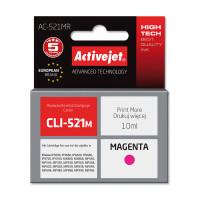 Tusz ACTIVE JET CANON CLI-521M magenta (purpurowy)