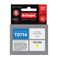 Tusz ACTIVE JET EPSON T0714/T0894/T1004 yellow (żółty)