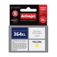 Tusz ACTIVE JET HP CB325EE nr 364XL yellow (żółty)