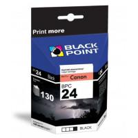 Tusz BLACK POINT CANON BCI-24 czarny