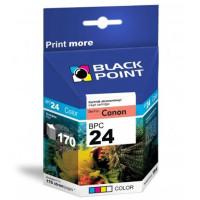 Tusz BLACK POINT CANON BCI-24 kolorowy