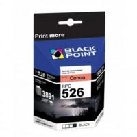 Tusz BLACK POINT CANON CLI-526BK fotograficzny czarny