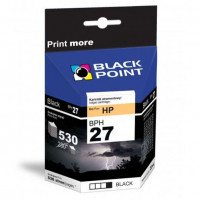 Tusz BLACK POINT HP C8727 nr 27 czarny