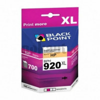 Tusz BLACK POINT HP CD973AE nr 920XL magenta (purpurowy)