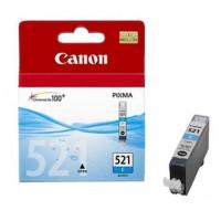 Tusz CANON CLI-521C nr 521 cyan (błękitny)