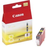 Tusz CANON CLI-8Y nr 8 yellow (żółty)