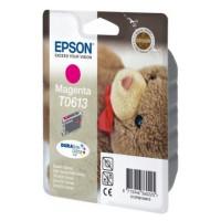 Tusz EPSON T061340 magenta (purpurowy)