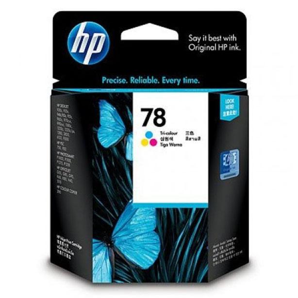 Tusz HP C6578DE nr 78 (19ml) trójkolorowy