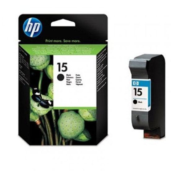 Tusz HP C6615DE nr 15 (25ml) czarny