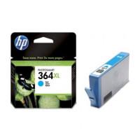 Tusz HP CB323EE nr 364XL (6ml) cyan (błękitny)