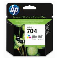 Tusz HP CN693AE nr 704 (6ml) trójkolorowy